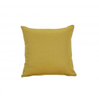 Vierkant kussen weefsel 45 cm x 45 cm