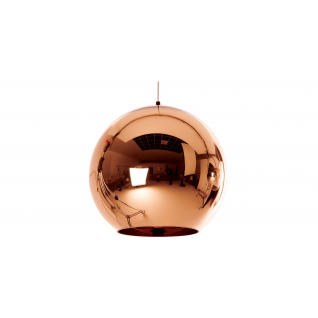 Lampe Copper Shade - Inspiration Tom Dixon