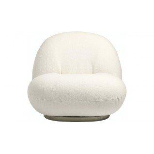 Ibiza - Sheepskin curly lounge chair