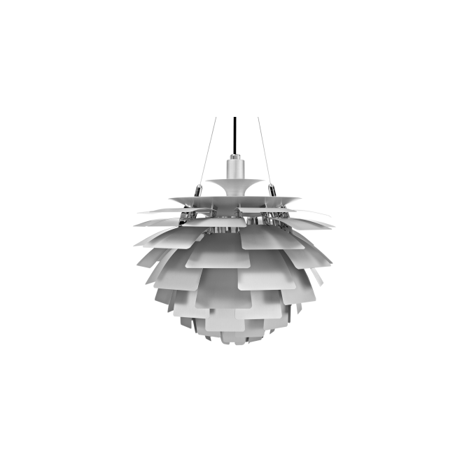 Lampe à Suspension Artichoke - Inspiration Poul Henningsen