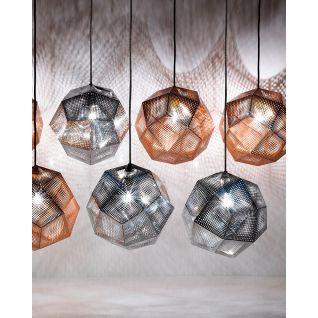 Etch Shade Lamp - Inspiration Tom Dixon
