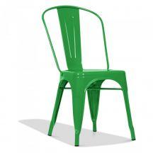 Tolix Bistro Chair - Retro Cafe Terek