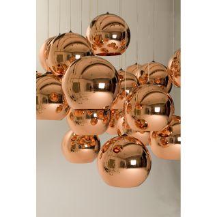 Copper Shade Light Tom Dixon
