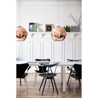 Lampe Copper Shade - Inspiration Tom Dixon