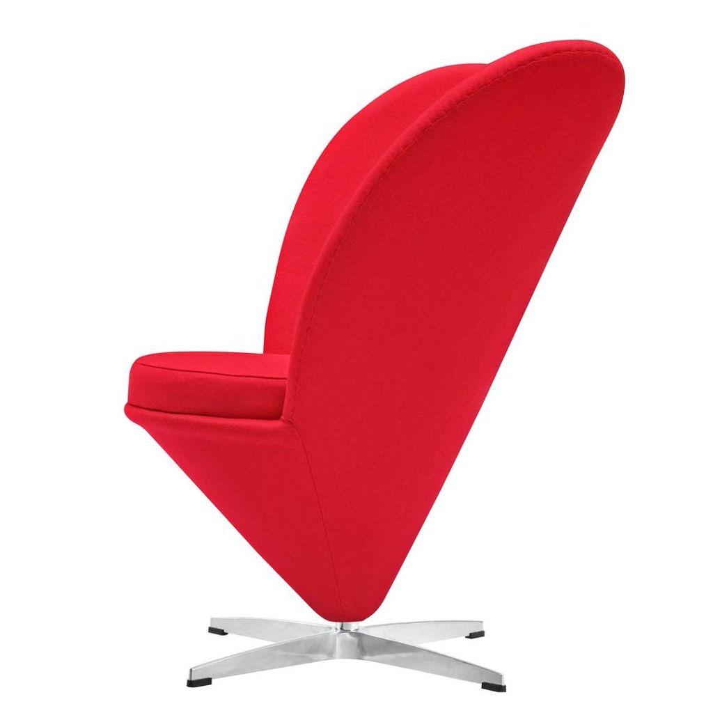 chaise heart cone reproduction verner panton pas cher. Black Bedroom Furniture Sets. Home Design Ideas