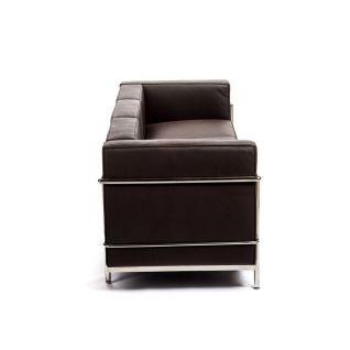LC2 Leather Sofa 3-seater 'Grand Sofa'