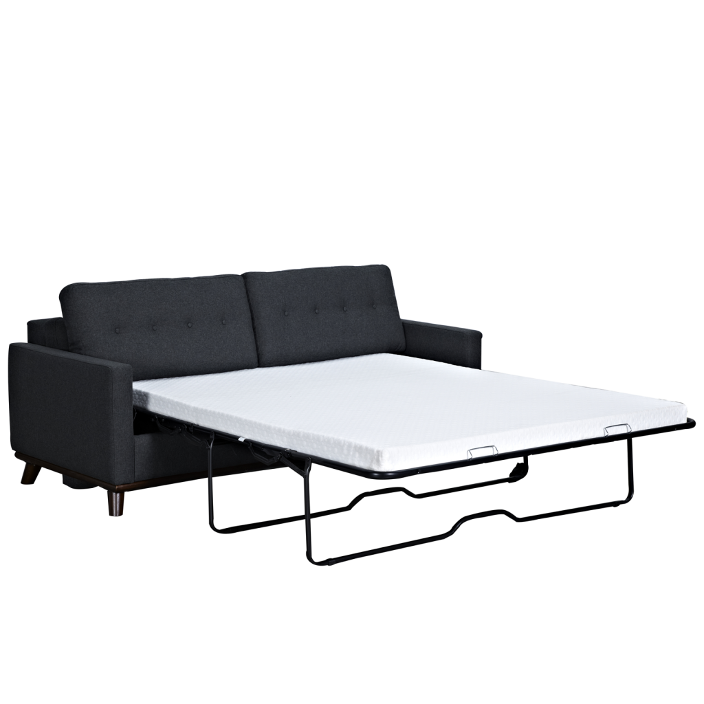 Sofa Bed Two People Fabric Eden Sofa Bed Three Places Diiiz