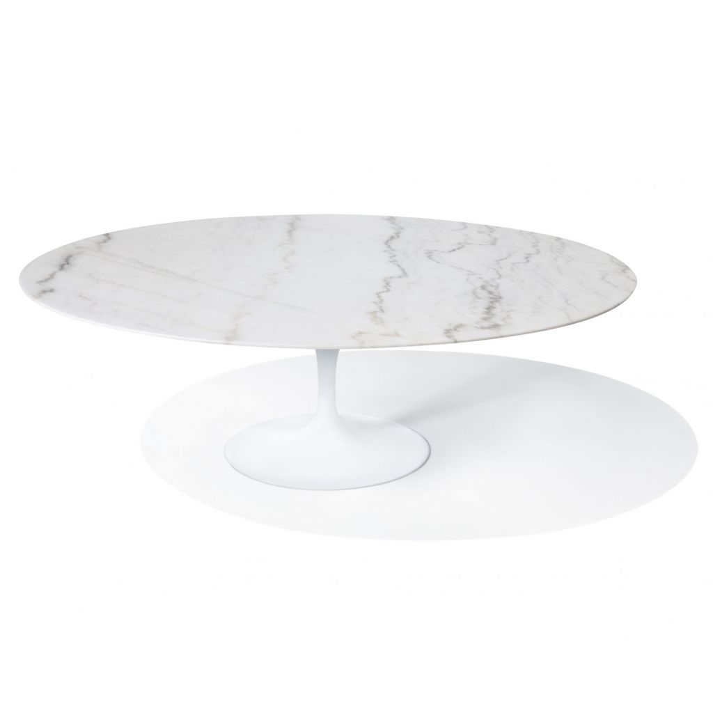 Picture of: Tulip Oval Marble Table Diiiz