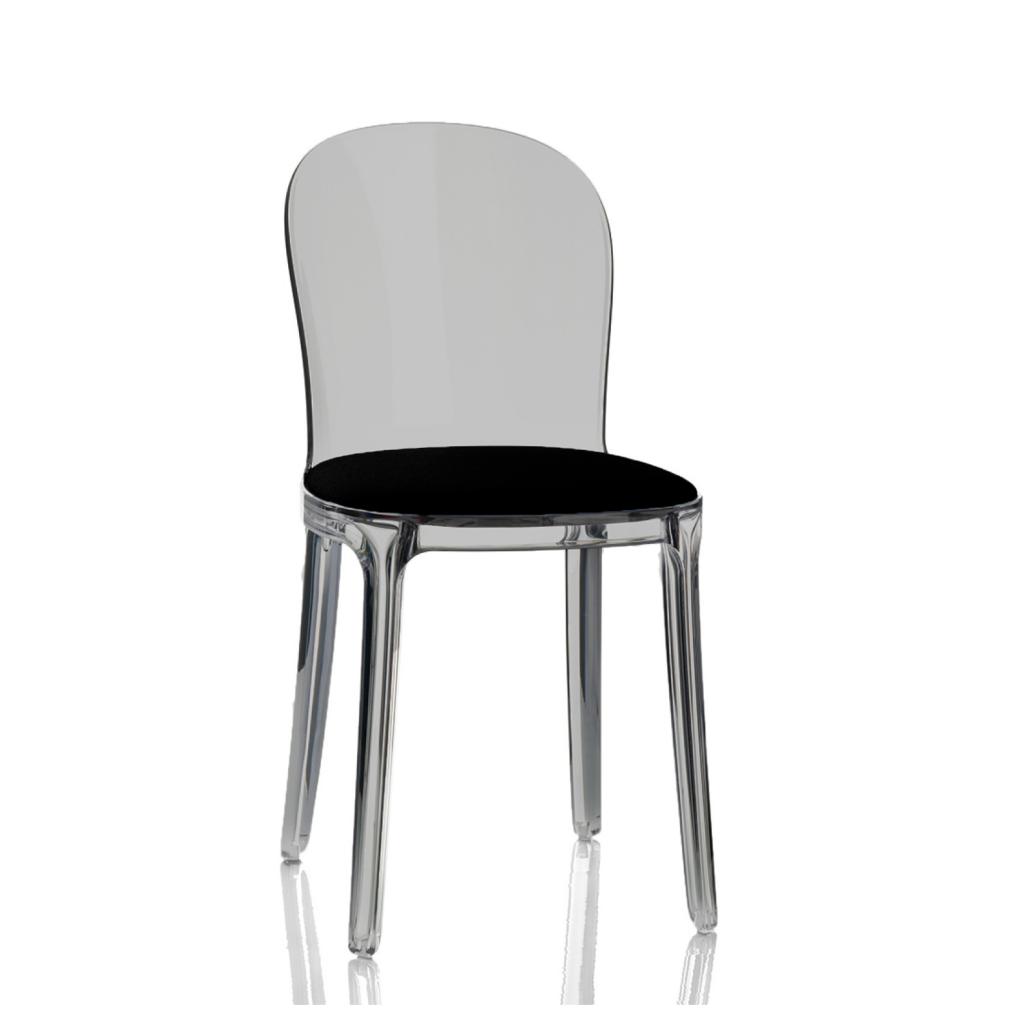 Transparent Vanity Chair Stefano Giovannoni Replica