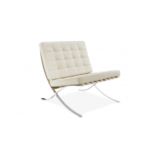 Fauteuil Barcelona - Ludwig Mies van der Rohe Knoll