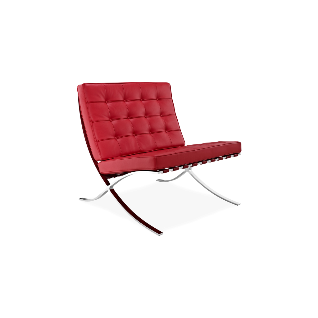 barcelona chair ludwig mies van der rohe replica knoll. Black Bedroom Furniture Sets. Home Design Ideas