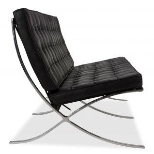 Barcelona Sofa 3 seater Knoll - Ludwig Mies Van der Rohe