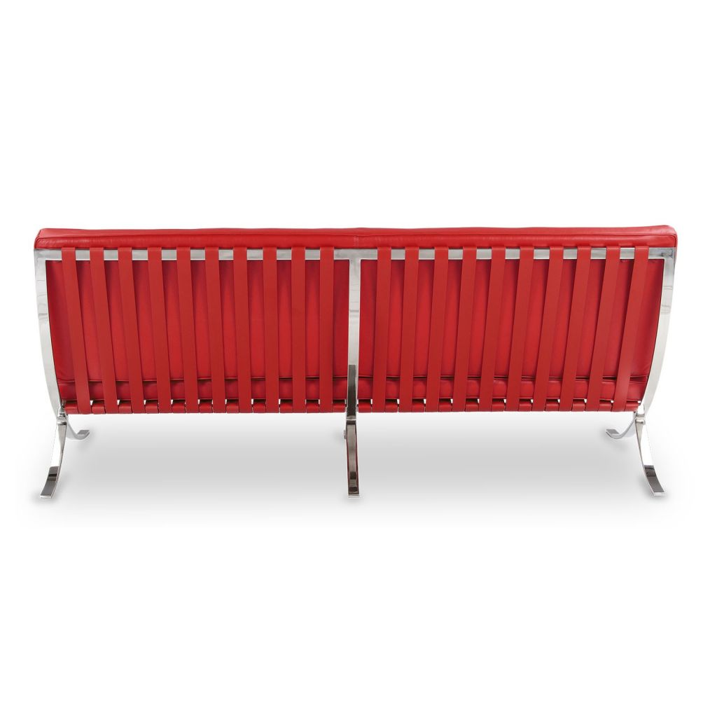 Barcelona 3 seater sofa Ludwig Mies Van der Rohe & Knoll