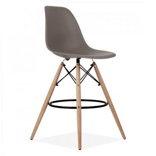 Chaise de Bar DSW - Eames