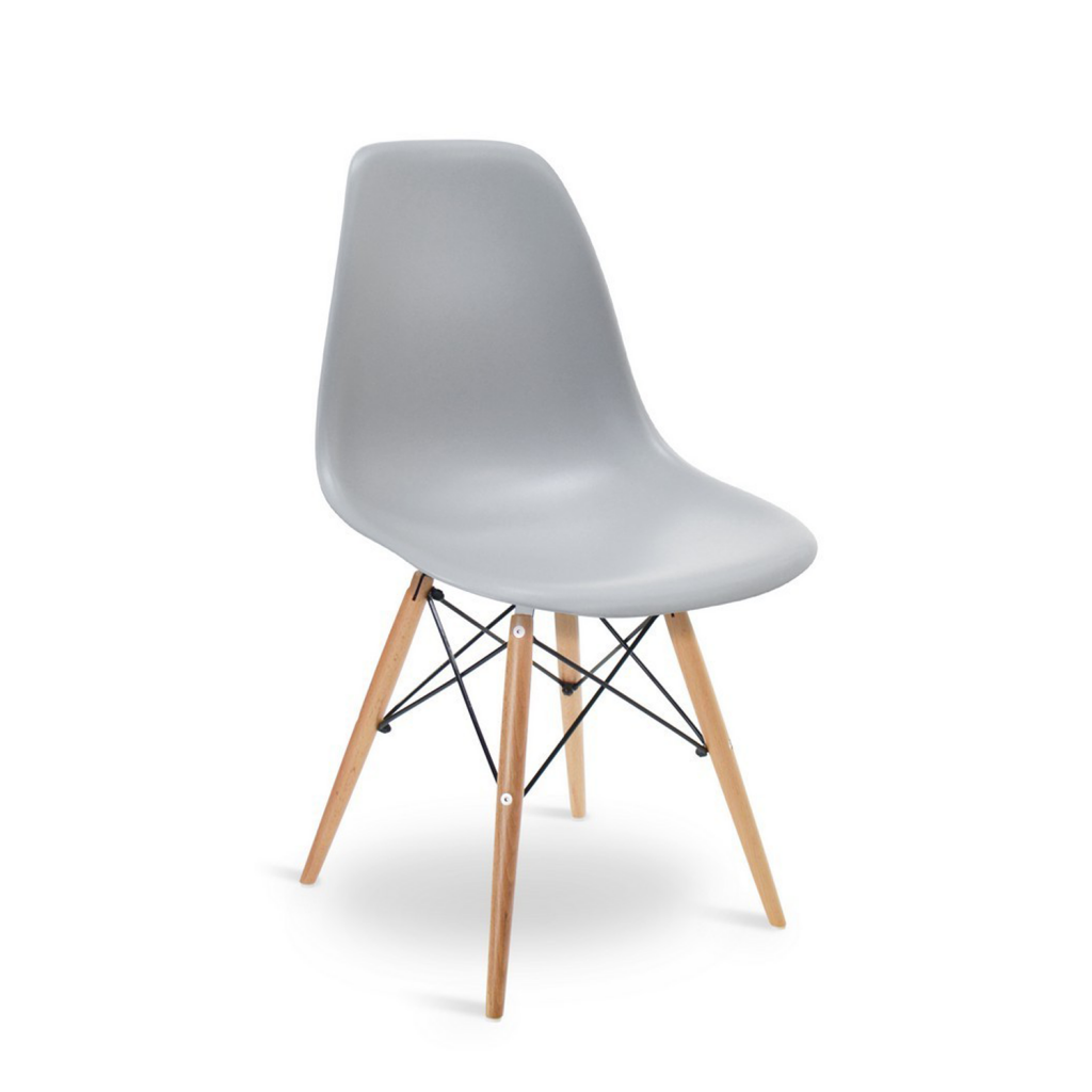 Chaise Eames Pied Eiffel: Reproduction Eames