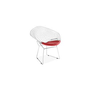 Bertoia Diamond Chair- Inspiration Knoll