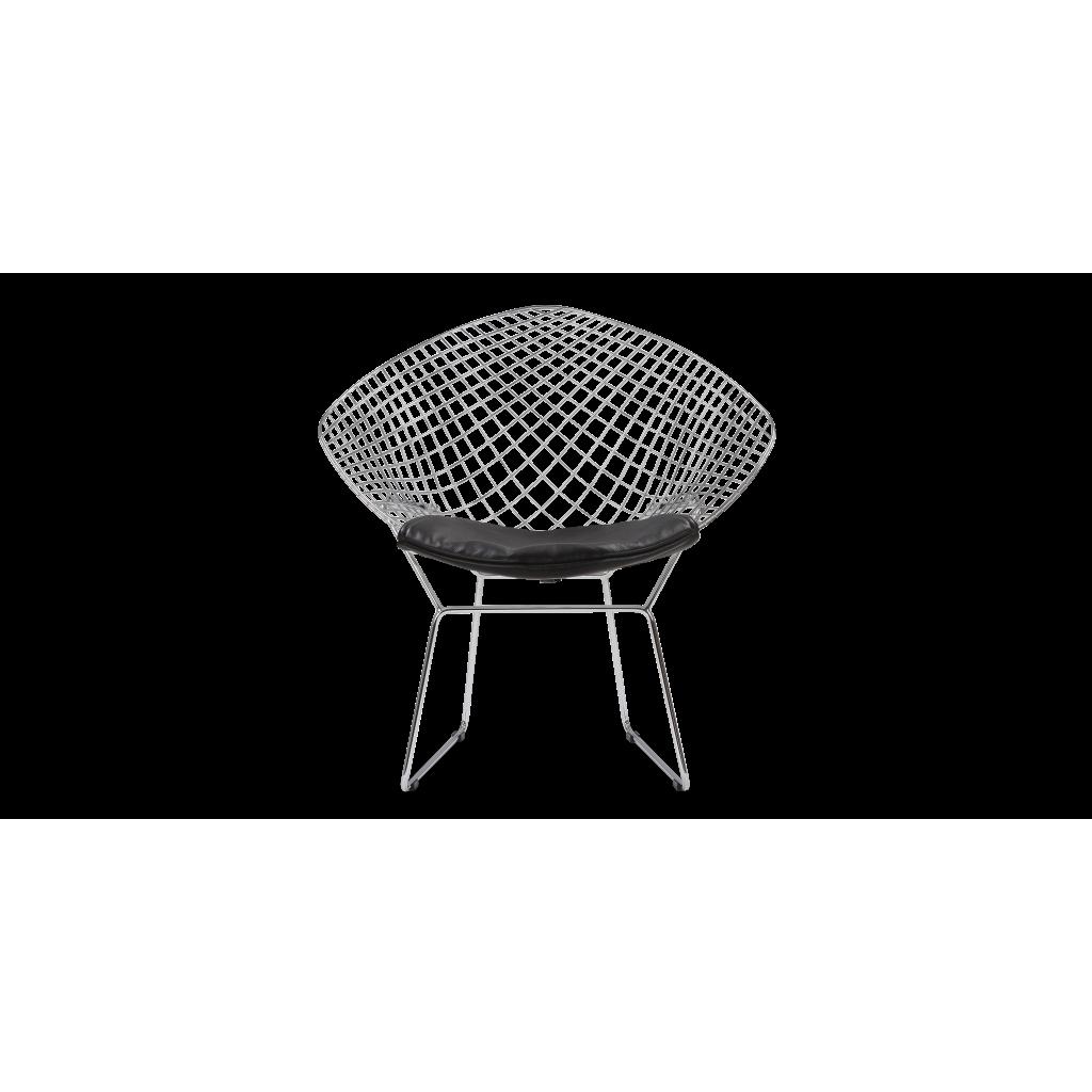 Small Diamond Armchair Replica Harry Bertoia Knoll