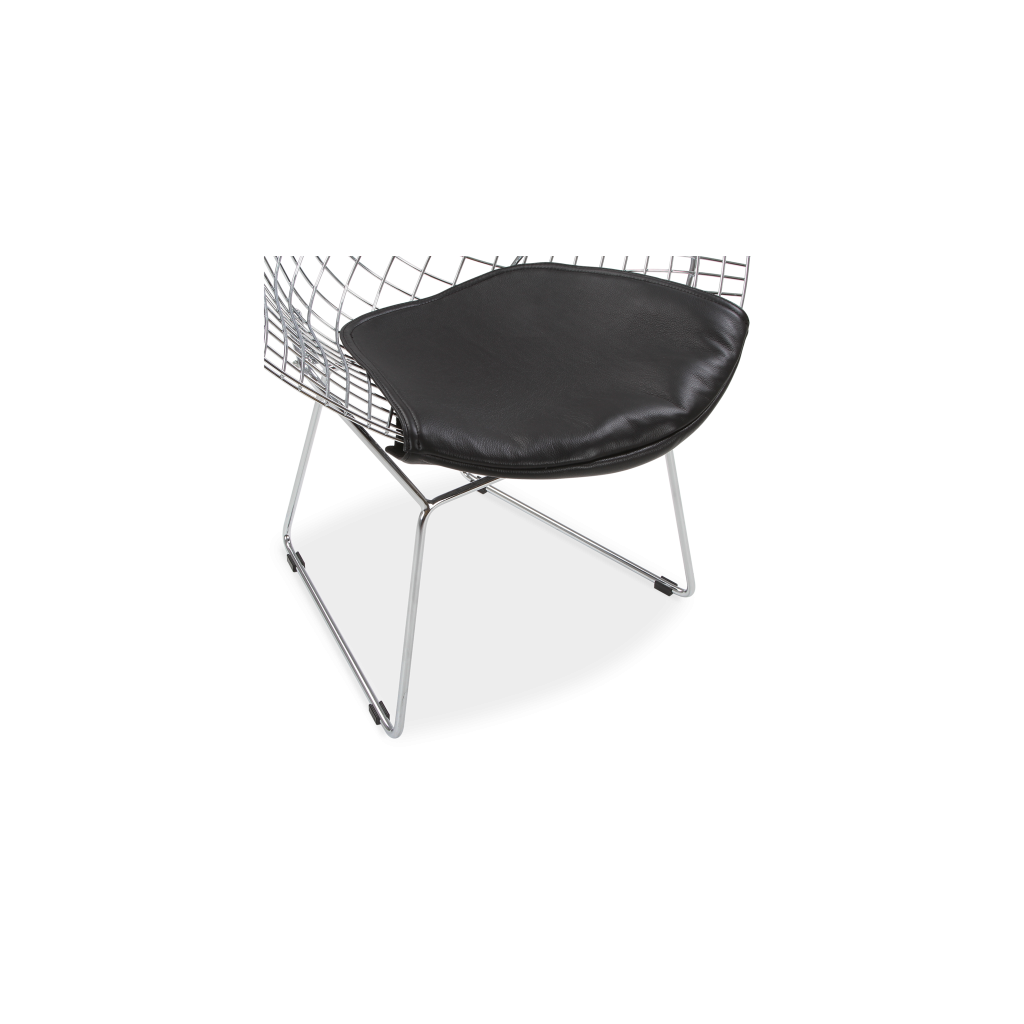 Fauteuil Petit Diamant Reproduction Harry Bertoia Knoll