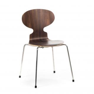 Mier eetkamerstoel Ant - Inspiratie Arne Jacobsen