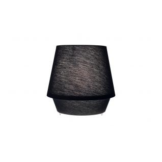 Lampe de chevet abat-jour en tissu
