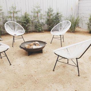 Chaise de jardin Acapulco