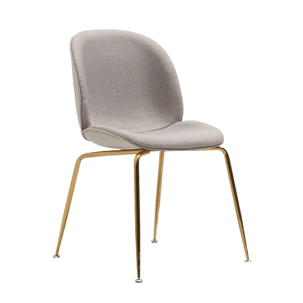 Beetle Fabric Chair Replica Gubi Quality