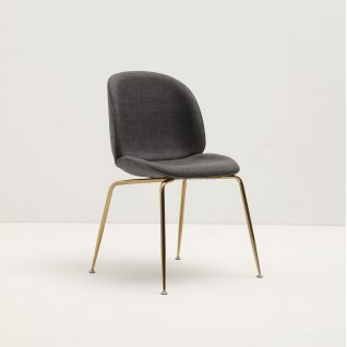 Beetle Fabric Chair - Gubi Inspiration