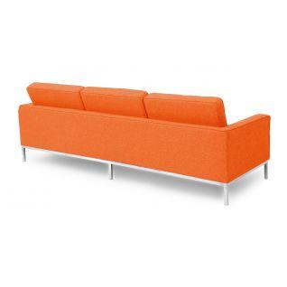 Sofa 3-seater - Florence Knoll Inspiration