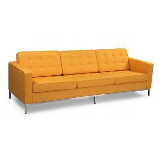 Florence Knoll Sofa 3 zits
