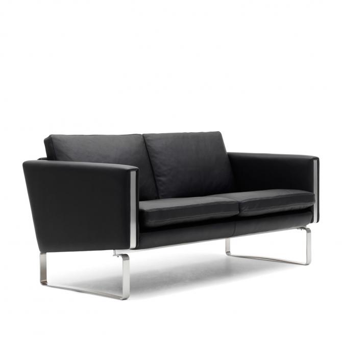Sofa  CH102 2 seater - Hans Wegner