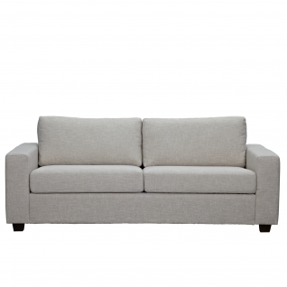 3 Seater Fabric Comfy Sofa Bed