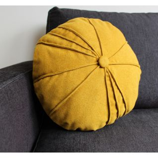 Coussin Rond - Edouard the Efficient