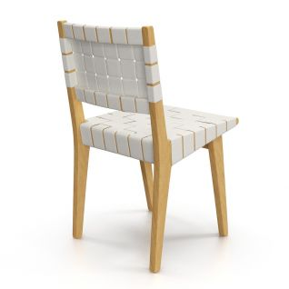 Wooden Risom chair