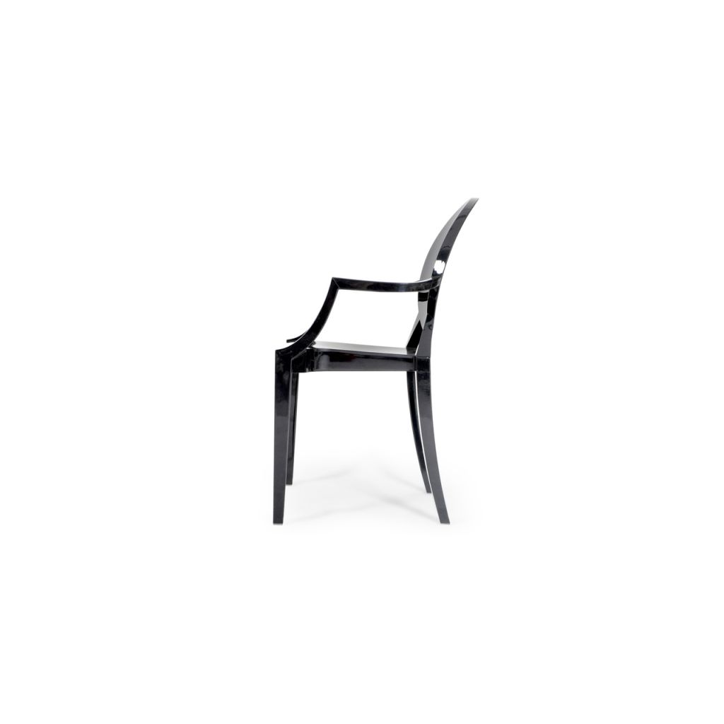 chaise louis ghost kartell reproduction philippe starck. Black Bedroom Furniture Sets. Home Design Ideas
