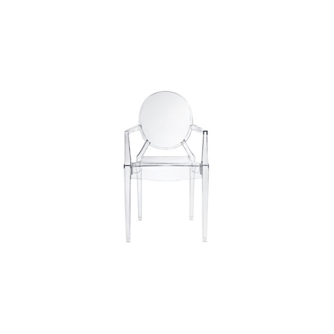 Chaise Louis Ghost Kartell