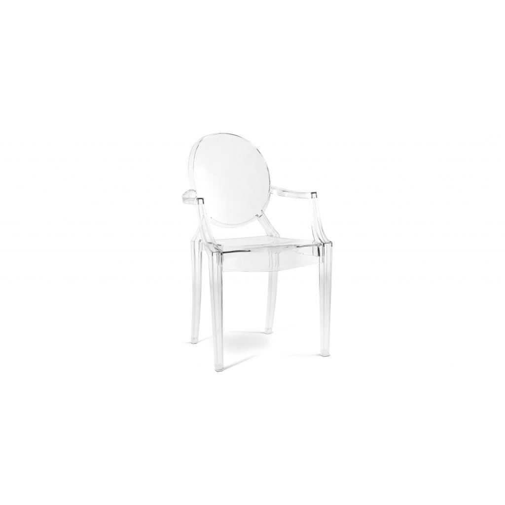 Louis Ghost Kartell Chair - Reproduction Philippe Starck
