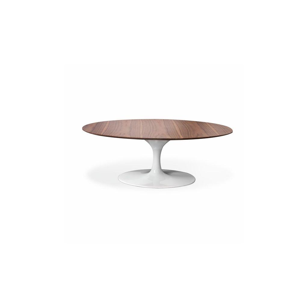Knoll Oval Coffee Table Tulip Diiiz