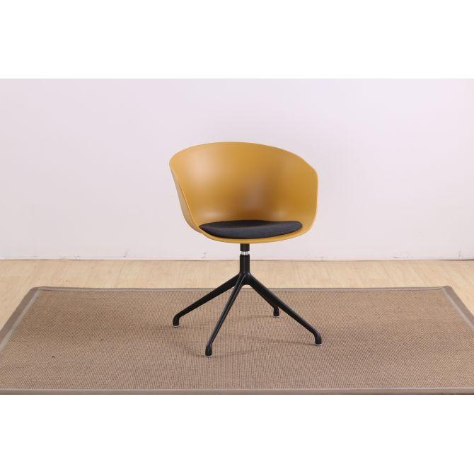 Chaise de bureau AAC20 en bois - inspiration Hay