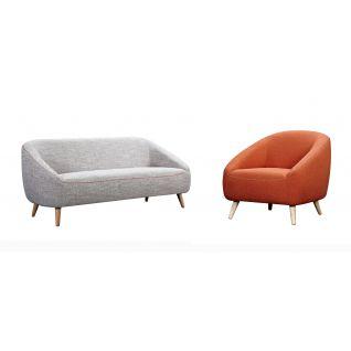 Canapé Bonnie deux places