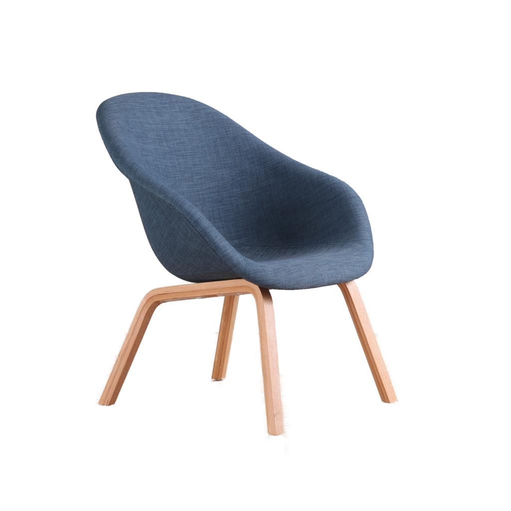 Aal83 Armchair Hay Lounge Fabric