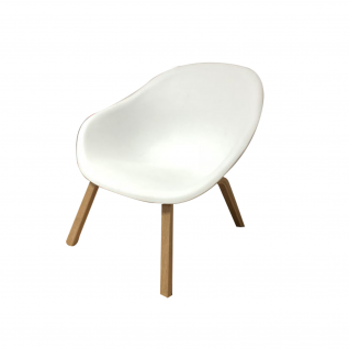 Plastic AAL 82 lounge chair - Hay Inspiration