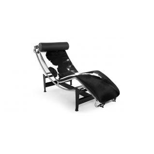 Design Stoel koehuid 'Loung Chair Pony' Fidelity - Inspiration LC4
