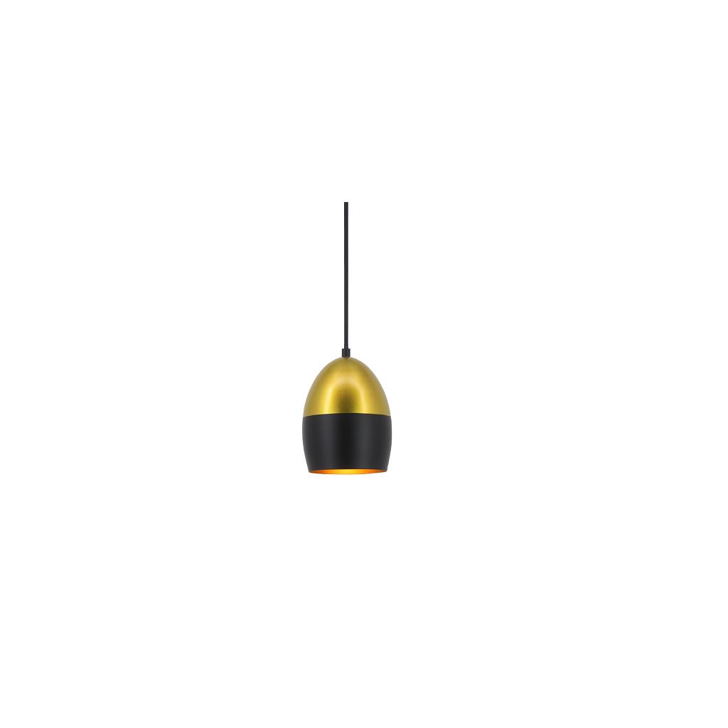 suspension boule noire et or dor pas cher qualit. Black Bedroom Furniture Sets. Home Design Ideas