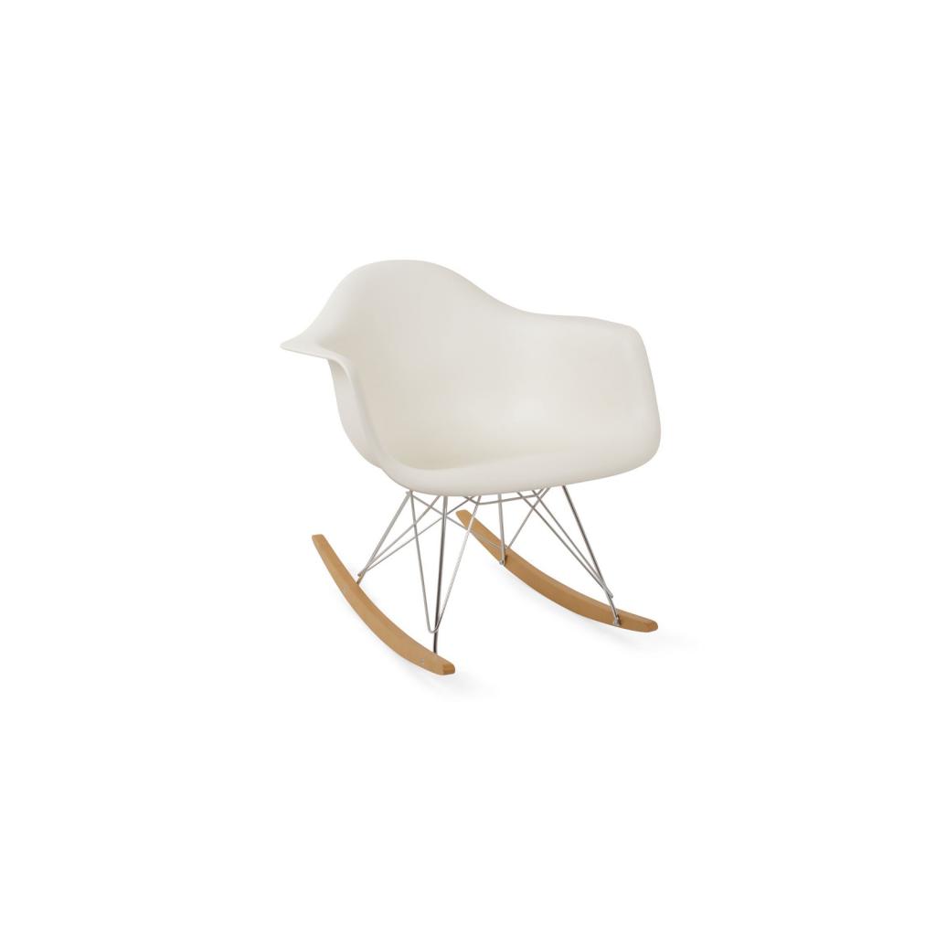 Chaise A Bascule Rar Reproduction Charles Eames Vitra