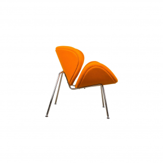 Chaise Orange Slice - Pierre Paulin & Artifort