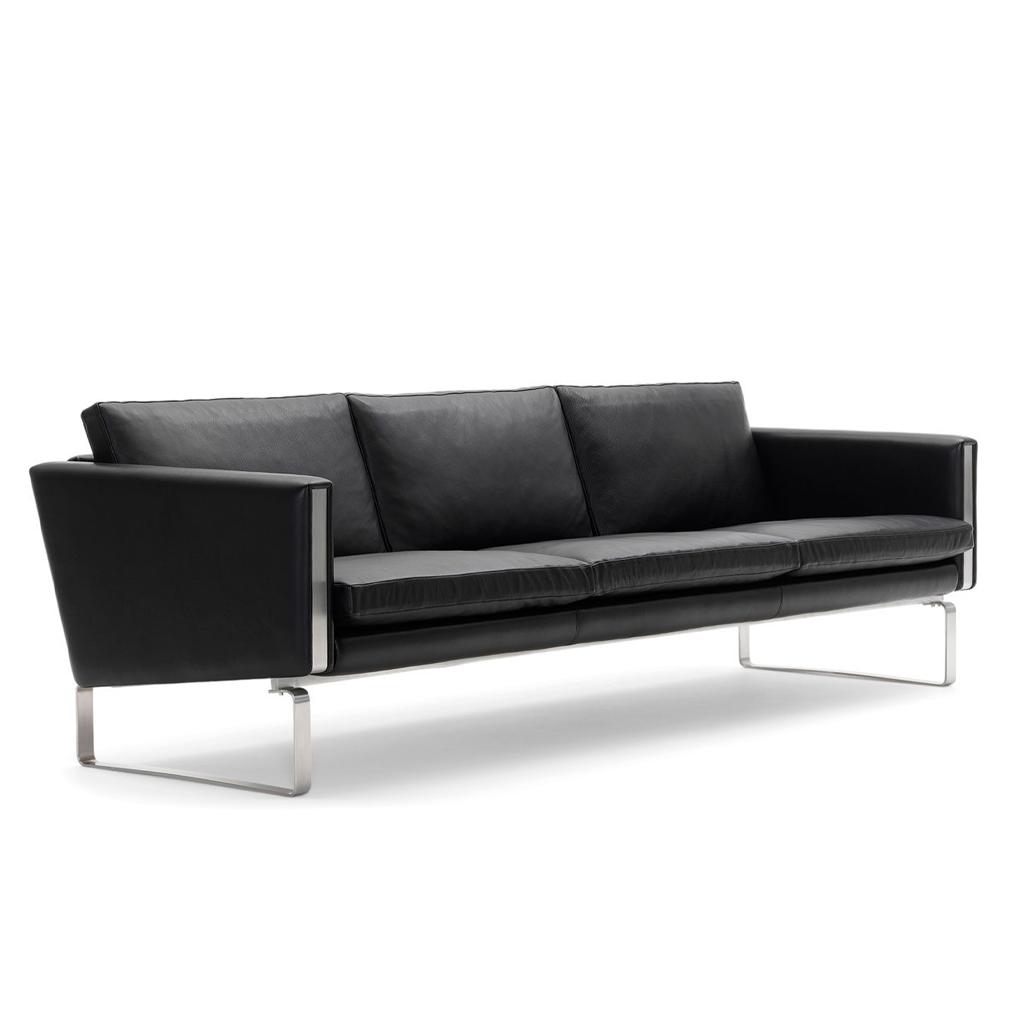 3 Seater Sofa Ch103 Hans Wegner Replica Quality