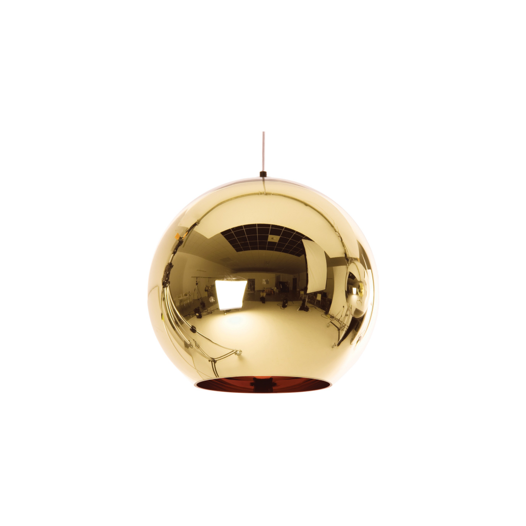 Copper Shade Light Tom Dixon