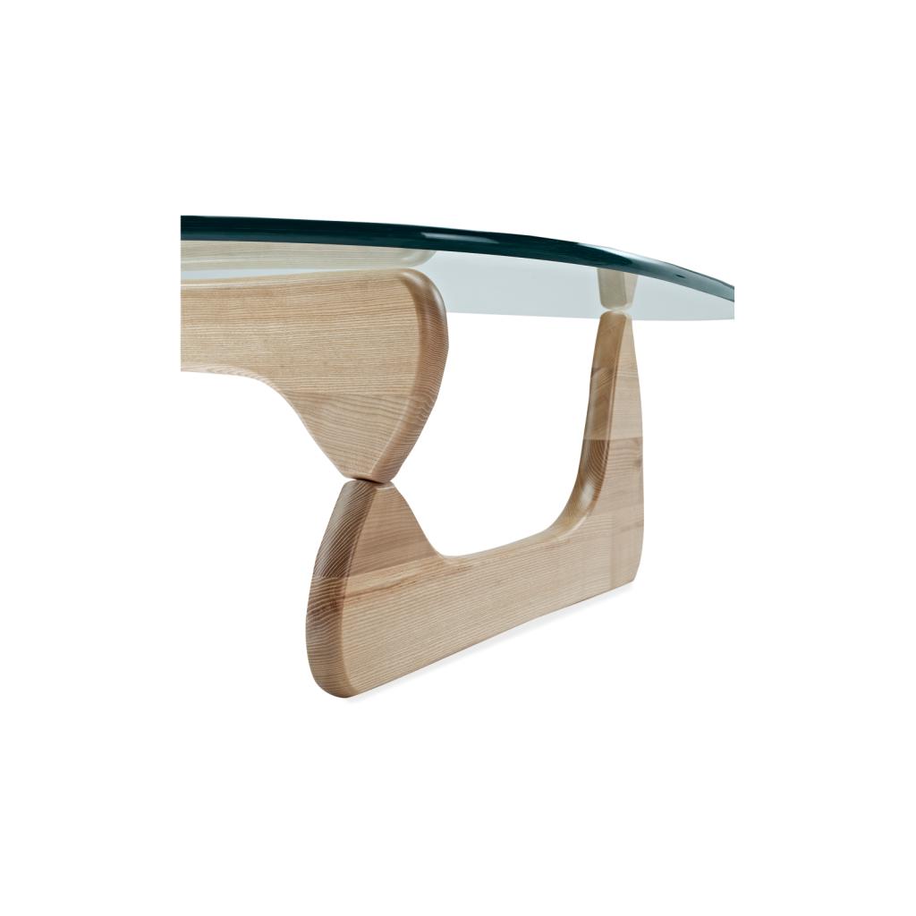 Coffee Table Wood Replica Noguchi Isamu Amp Vitra Cheap