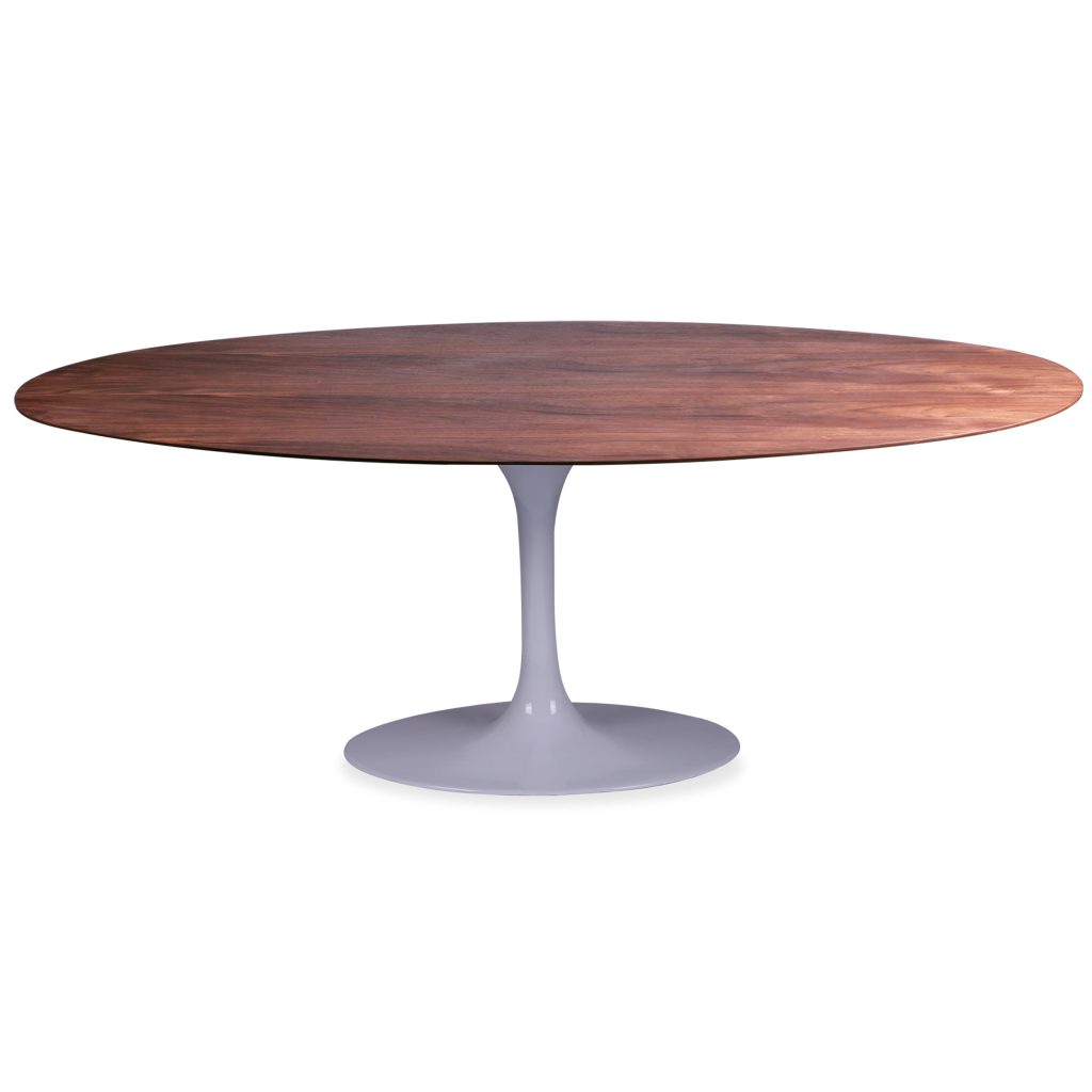 Oval tulip table wood knoll eero saarinen knoll inspiration view larger
