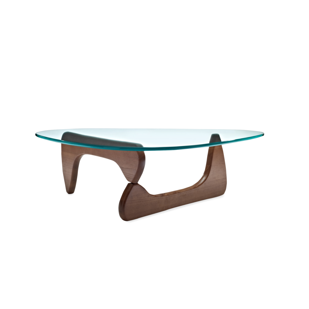 Coffee Table Wood Replica Noguchi Isamu Vitra Cheap